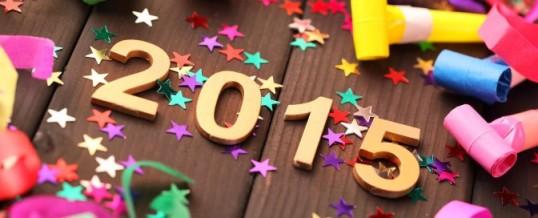 Velkommen til 2015