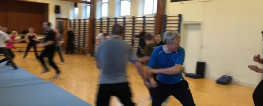 Første fællestræning i 2016